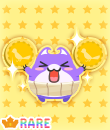 ピヨブニャ(紫)