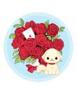 12本の薔薇と君と