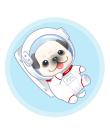宇宙飛行士パグたん