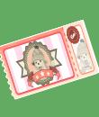 テントウムシチケット