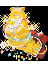 黄金宝箱魔人ベア(★超レア★)